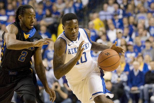 UK vs. Morehead State: Wildcats Survive Rough First Half to Beat Eagles 81-70