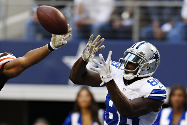 Dez Bryant: Dallas Cowboys WR Will Have Huge Fantasy Value for Rest of Season
