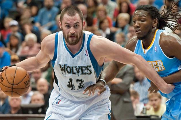 Kevin Love: Loss in All-Star's Fantastic Return Exposes Lack of Wolves' Depth