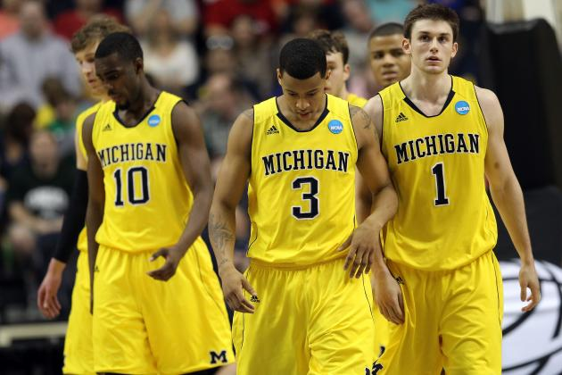 No. 4 Michigan 67, Pittsburgh 62