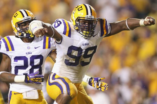 LSU vs. Arkansas: Players to Watch During Lopsided Battle
