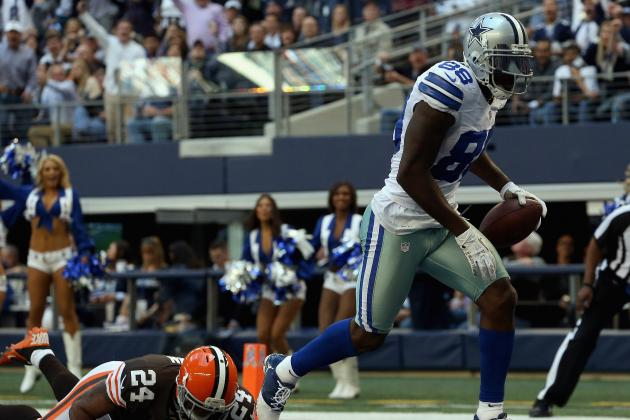 Redskins vs. Cowboys: Why Dez Bryant Is the Key to a Dallas Victory