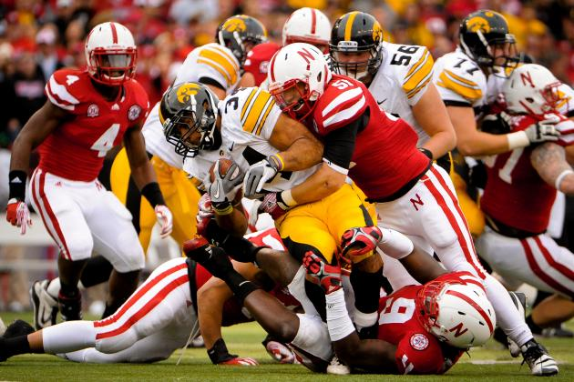 Nebraska vs. Iowa: Why Heroes Game Is a Fake Rivalry