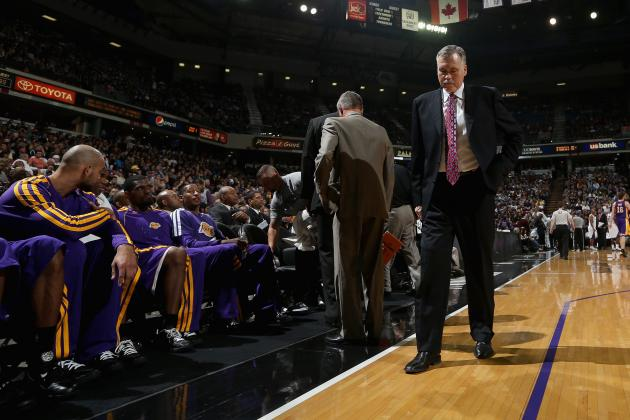 Mike D'Antoni's Offense Neutralizes LA's Greatest Strengths