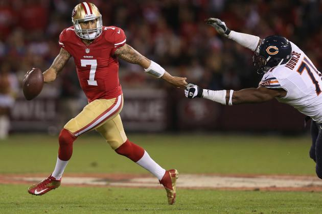 Colin Kaepernick Fantasy Analysis: Potential Week 12 Monster as a Starting QB