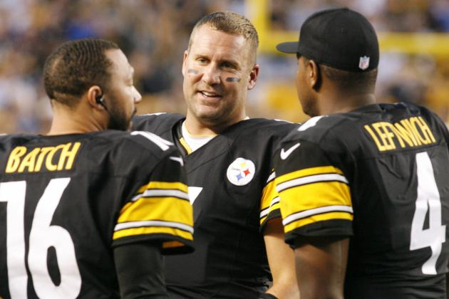 Pittsburgh Steelers 2012: Can Steelers Overcome Roethlisberger Injury?