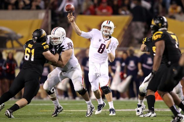 Arizona State vs. Arizona: Latest Spread Info, BCS Impact and Predictions