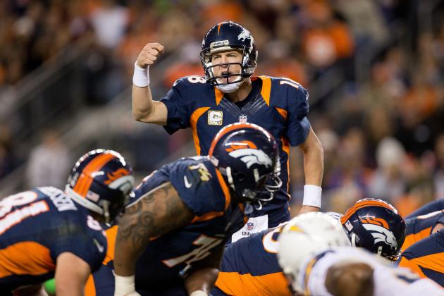 Peyton Manning: Broncos QB Will Top Fantasy Football Playoff Scoring