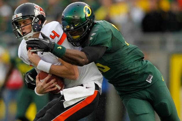 Oregon vs. Oregon State: Latest Spread Info, BCS Impact and Predictions