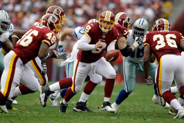 Dallas Cowboys vs. Washington Redskins: Live Score, Highlights and Analysis