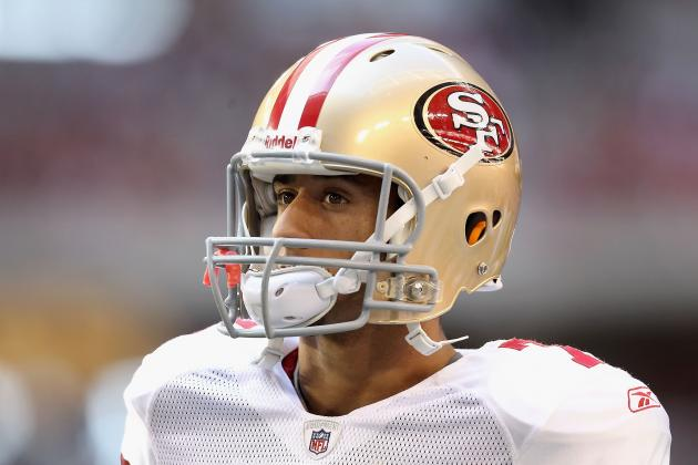 Smith vs. Kaepernick: Why the San Francisco 49ers' QB Controversy Is Ridiculous