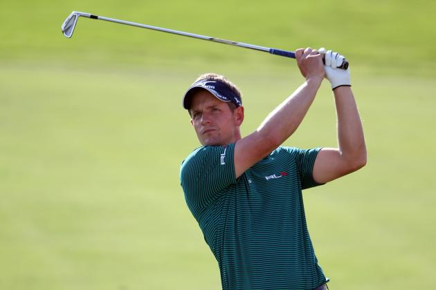 DP World Tour Championship 2012: Day 1 Leaderboard Analysis, Highlights and More