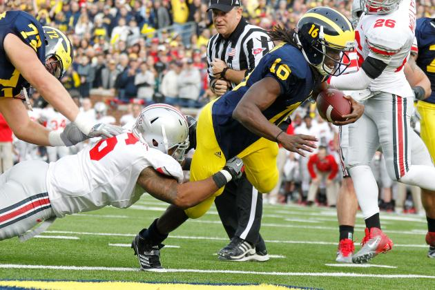 Michigan vs. Ohio State: What Rivalry Game Means for Top Stars