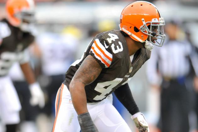 Browns Safety T.J. Ward Vents Frustration After Fine