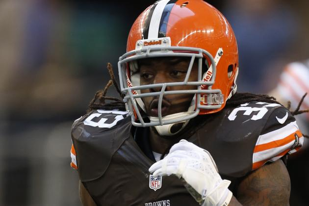 Trent Richardson Blames Himself for Loss to Cowboys, Aims for Redemption