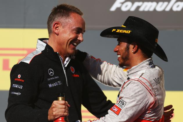 Lewis Hamilton Admits Farewell Is Going to Be Tough