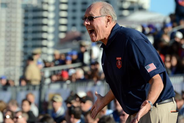 Syracuse's Boeheim Goes off on Realignment