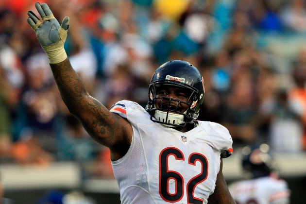 Chilo Rachal Suddenly Leaves Chicago Bears