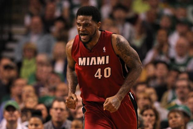 Udonis Haslem Sets All-Time Miami Heat Rebounding Record