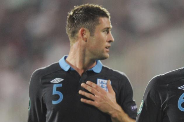 World Cup 2014: Why England's Fate Hangs on Performance of Gary Cahill