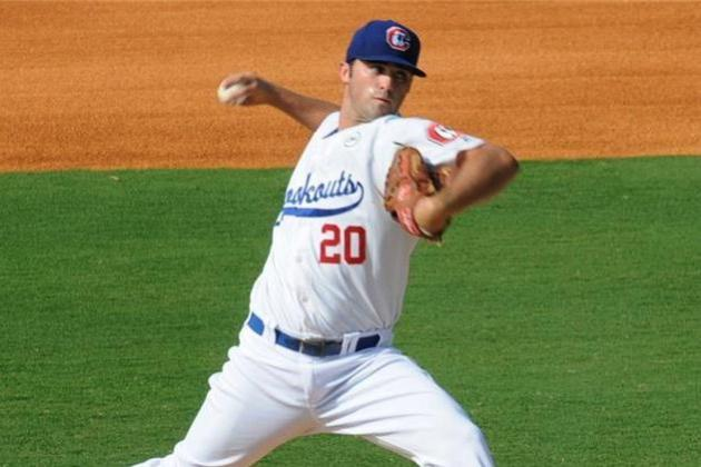Look After Your Own: Dodgers Protect Two Double-A Hurlers from Rule 5 Draft