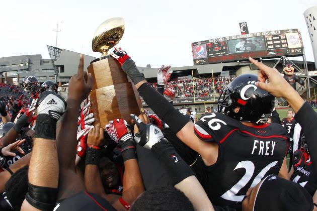 Cincinnati Bearcats Football: Team Will Say Goodbye to 24 Seniors Friday Night