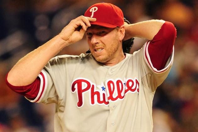 "Phillies ""Batted Around"" Idea of a Roy Halladay Extension, but Dropped It"