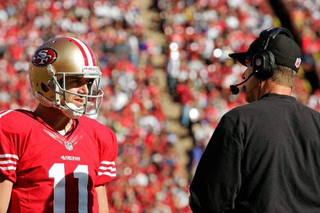 Alex Smith: 49ers QB Should Be Starter When Healthy