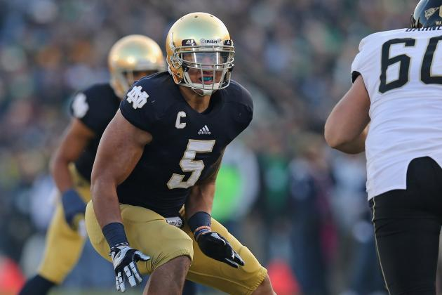 Notre Dame Football: What Irish Must Do to Put Away USC Before Halftime