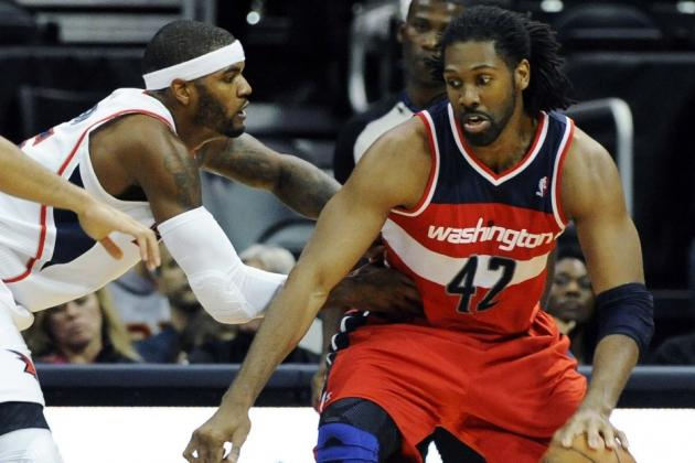 Nene's Return Is 'no Miracle,' but Wizards Come Close to First Win