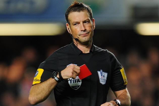 FA Take No Further Action Against Referee Clattenburg