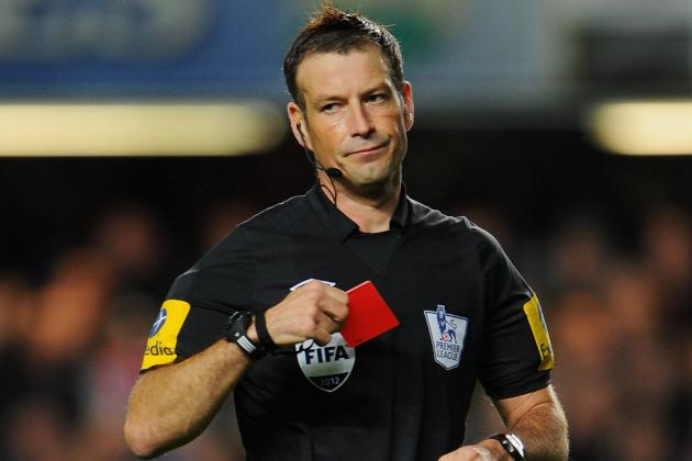 Mark Clattenburg Cleared as FA Charges Chelsea's Jon Obi Mikel with Misconduct