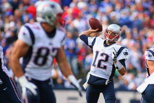 Patriots vs. Jets: How Will Rob Gronkowski's Absence Affect New England?