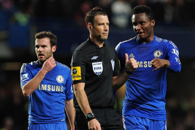 Chelsea Release Statement on Clattenburg Decision