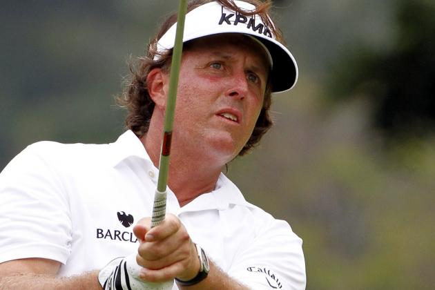 Phil Mickelson: Can He Still Challenge for No. 1 or Is He Past His Prime?