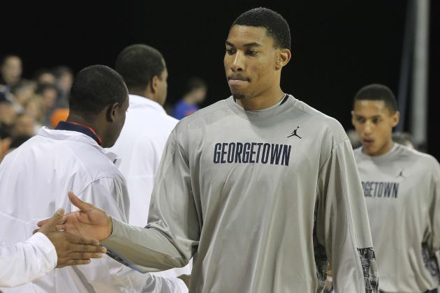 Georgetown Hoyas: This Holiday Season, Be Thankful for Otto Porter