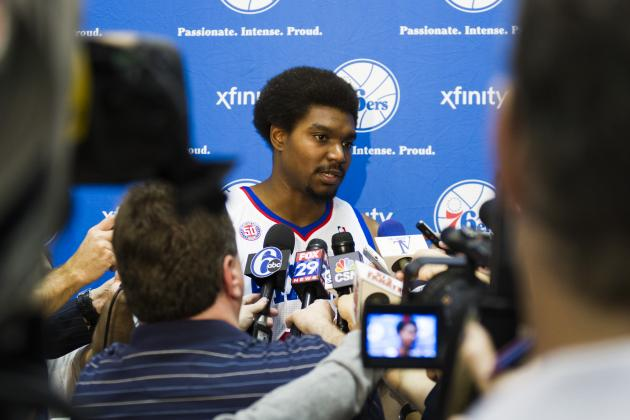 Sixers' Silence on Andrew Bynum's Injury Speaks Volumes About Uncertain Future