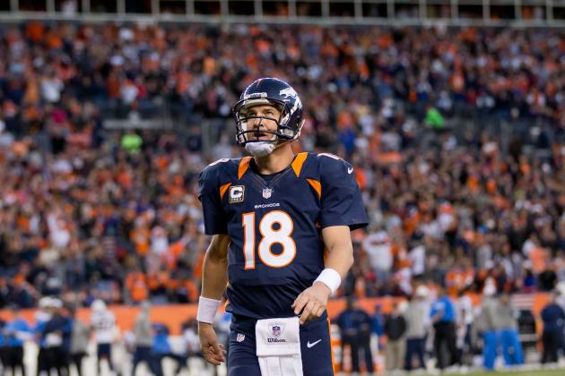 Peyton Manning: Broncos QB Will Dominate with Willis McGahee Out