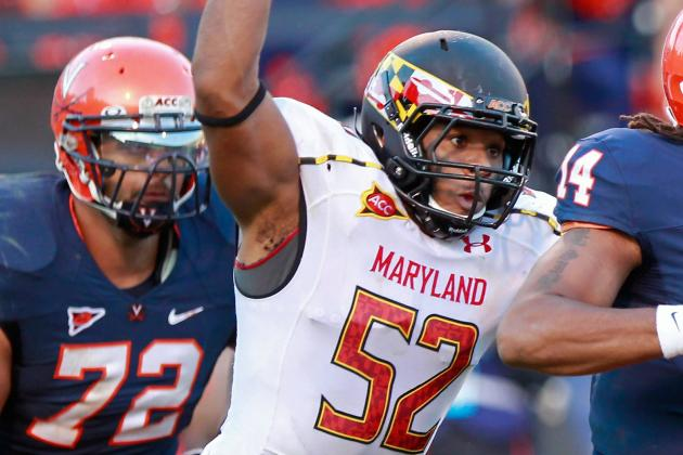 2 Terps out for Season Finale vs. UNC