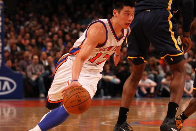 Jeremy Lin Sees