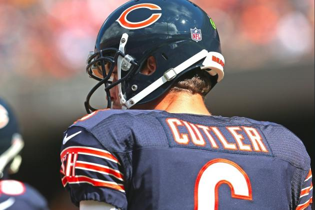 Jay Cutler Injury: Updates on Bears QB's Head Injury
