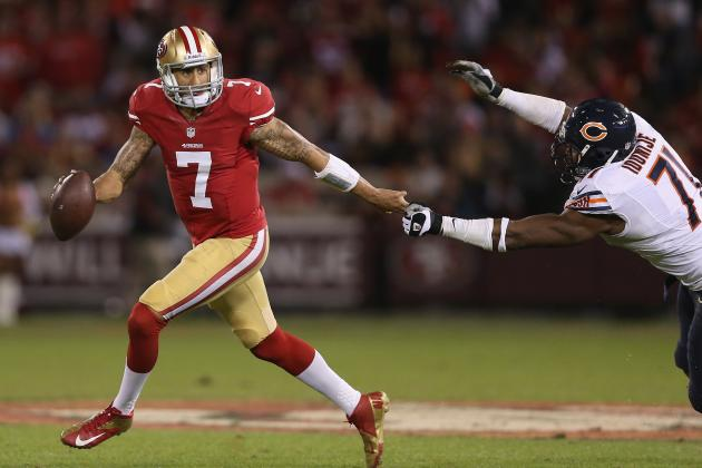 Week 12 Fantasy Football Sleeper: Colin Kaepernick
