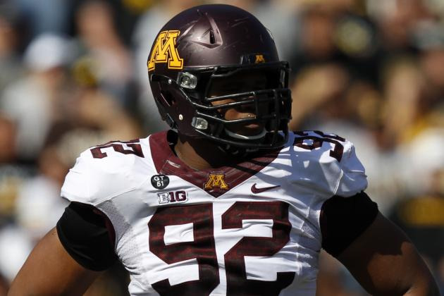 Gophers Football: Defensive Tackle Roland Johnson out for Season