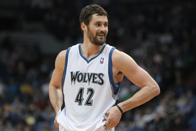 Kevin Love's Return Will Make Minnesota Timberwolves Instant Playoff Contenders
