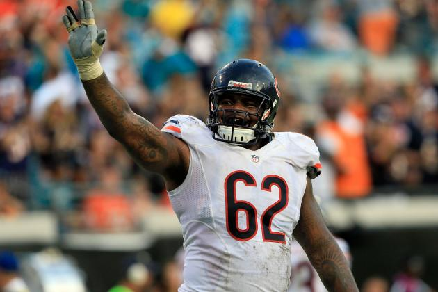 Chicago Bears: Chilo Rachal's Return Doesn't Mean Team Should Accept Him Back