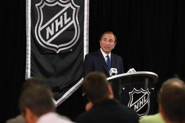 NHL Lockout: Lack of Progress Is Ominous Sign of a Lost Season