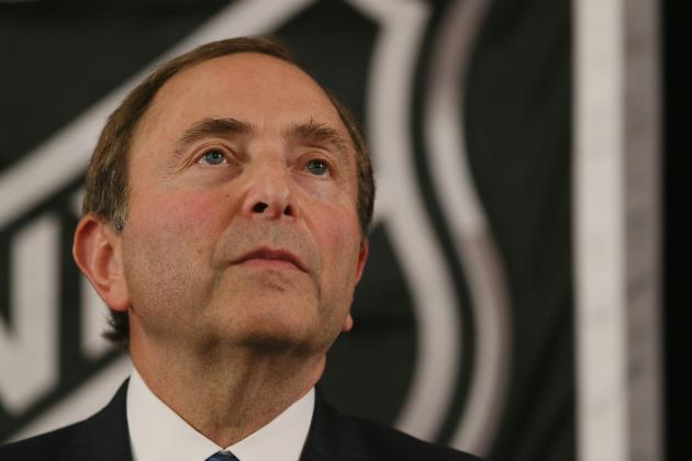 NHL Lockout: Are the 2 Sides Actually Starting to Negotiate?