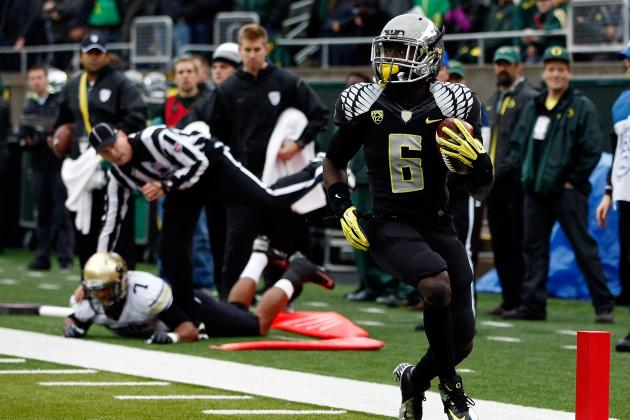 Civil War 2012: Players to Watch During Oregon vs. Oregon State Rivalry Game