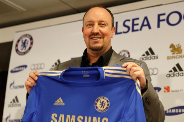 Benitez Pledges to Win over Fans with Trophies