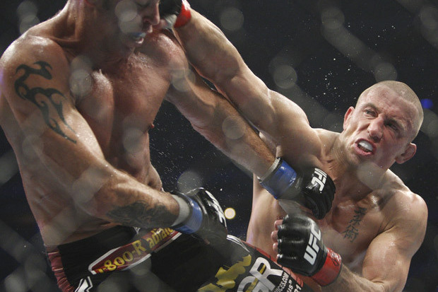 Georges St-Pierre: One of the Greatest Fighters of All Time but Still Underrated
